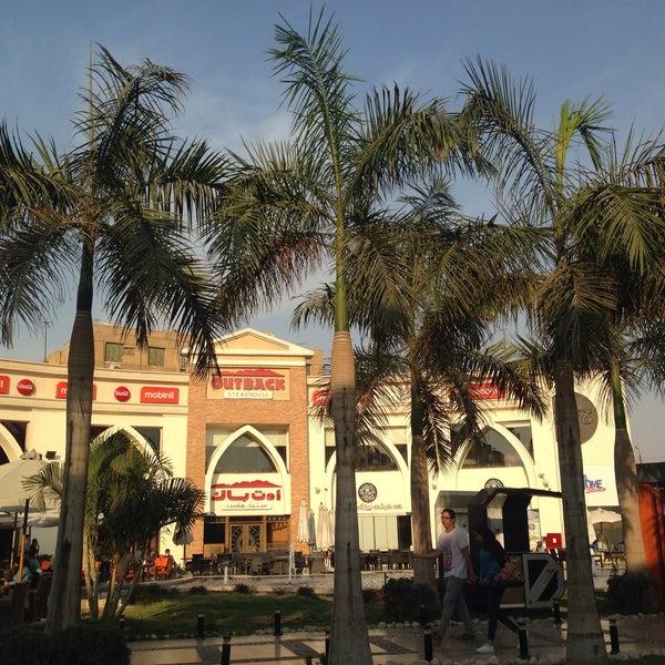 Photo taken at Tivoli Dome by Hany F. on 5/3/2015