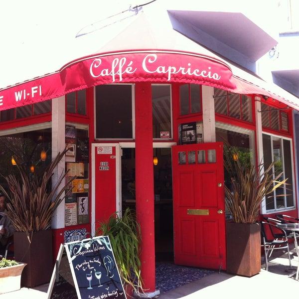 Free Wifi San Francisco Cafe
