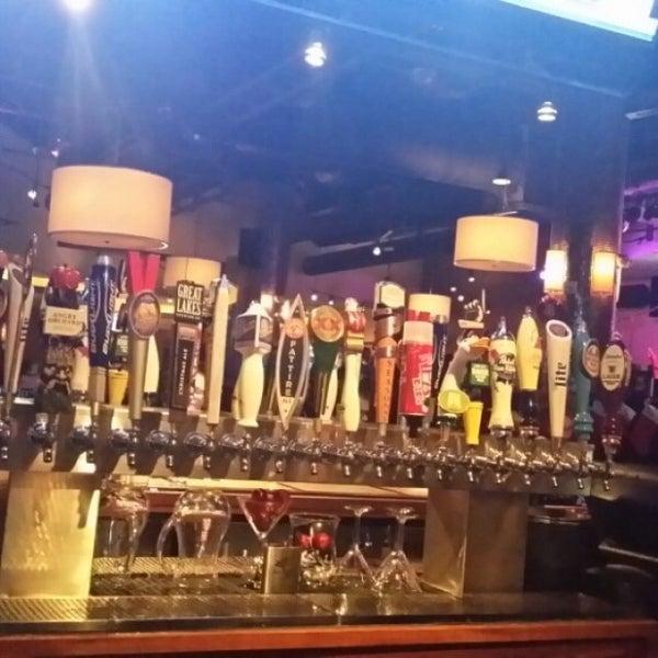Photo taken at Bar Louie by chris w. on 12/12/2015