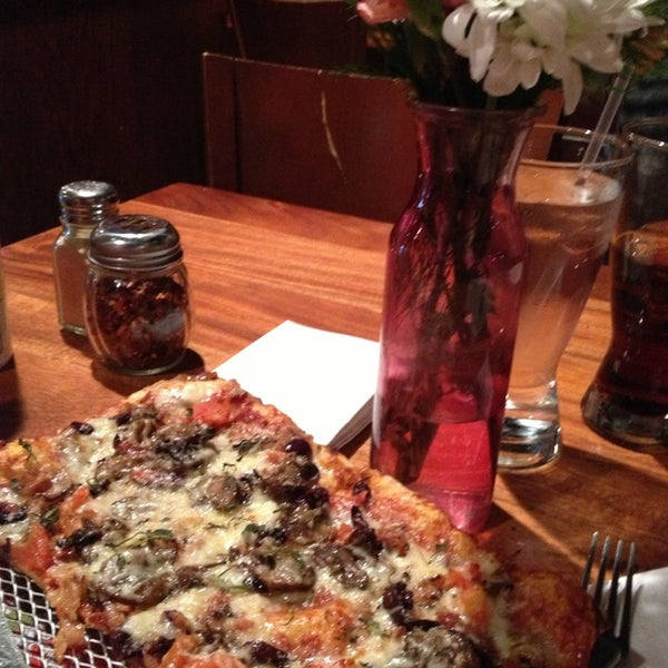 Photo taken at Joe Squared Pizza & Bar by Heather S. on 1/9/2013