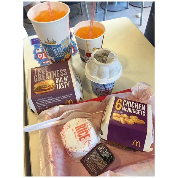 Photo taken at McDonald's by Miel B. on 1/16/2016