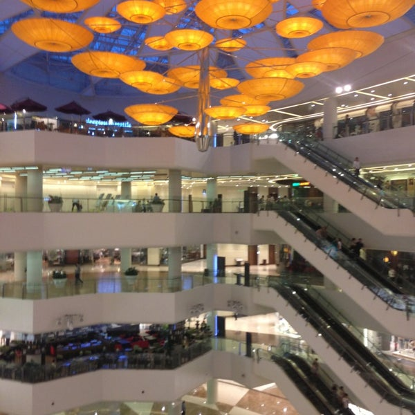 Photo taken at 银河国际购物中心 Galaxy Mall by Todd H. on 6/3/2013