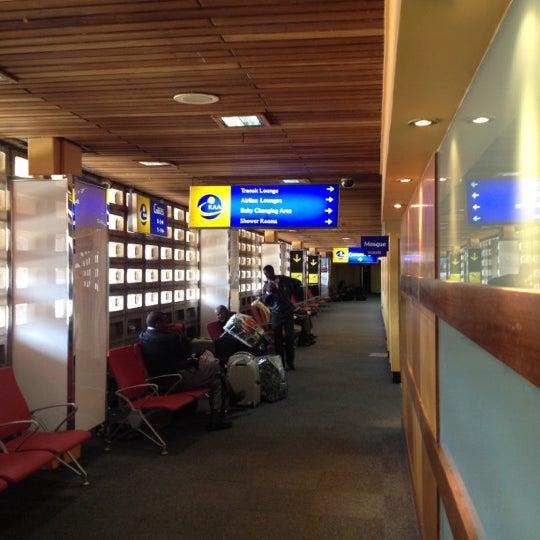 Photo taken at Jomo Kenyatta International Airport (NBO) by Dmitri K. on 12/15/2012