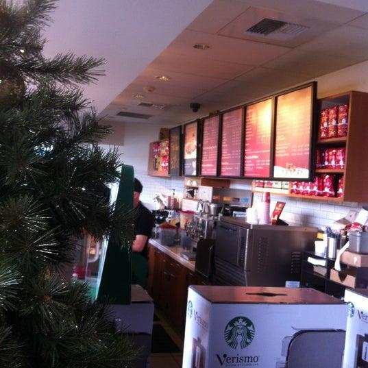Photo taken at Starbucks by Rick M. on 12/16/2012