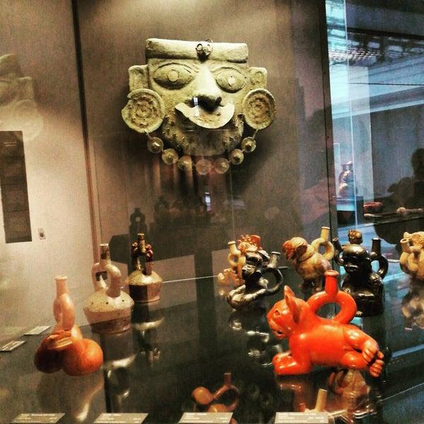 Foto tirada no(a) Museo Chileno de Arte Precolombino por Sebastián M. em 5/7/2017