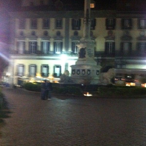 Photo taken at Piazza dei Martiri by anna s. on 6/4/2013