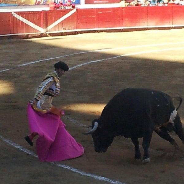 Foto tomada en Plaza de Toros Nuevo Progreso por Luis N. el 2/17/2013