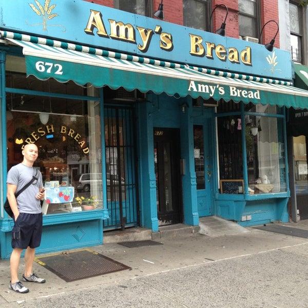 Foto tomada en Amy's Bread por Raja H. el 7/28/2013