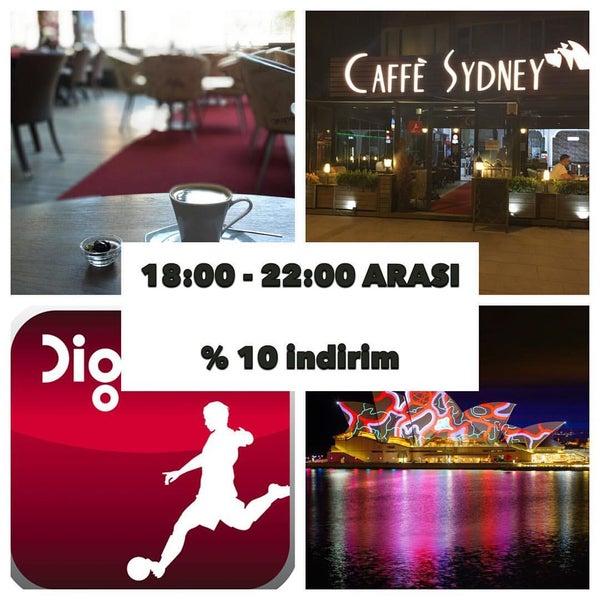 10/13/2016 tarihinde CAFFE S.ziyaretçi tarafından Caffe Sydney'de çekilen fotoğraf