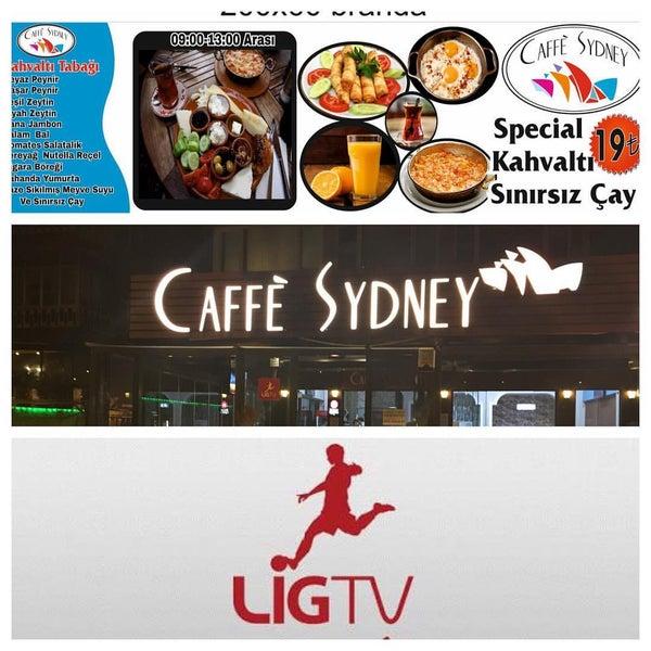 12/4/2016 tarihinde CAFFE S.ziyaretçi tarafından Caffe Sydney'de çekilen fotoğraf