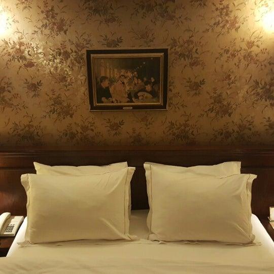 5/9/2016 tarihinde Hakan M.ziyaretçi tarafından Germir Palas Hotel,İstanbul'de çekilen fotoğraf