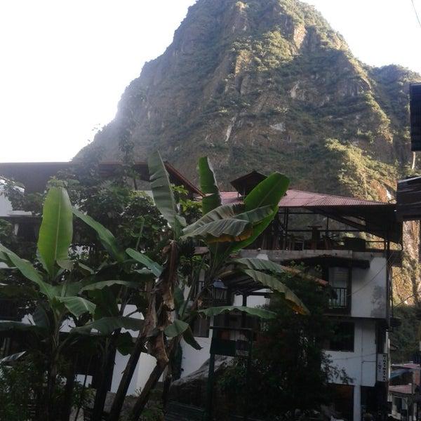 Foto tomada en Hotel La Cabaña Machupicchu por Freddy el 5/19/2014