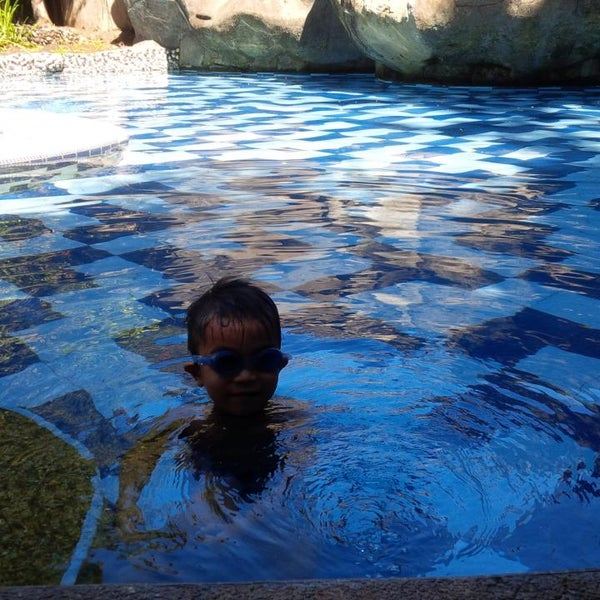Photo taken at Tasik Ria Resort by D'watz P. on 4/13/2015