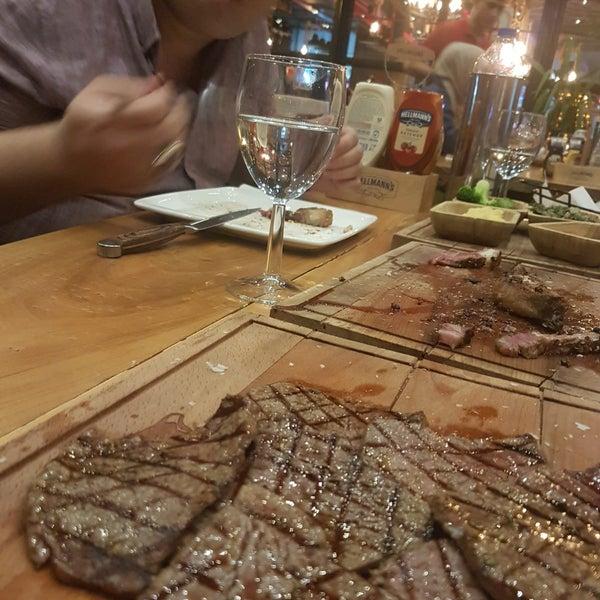 7/23/2018 tarihinde Mikail Ö.ziyaretçi tarafından Assado Steak House'de çekilen fotoğraf