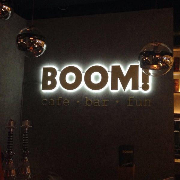 Снимок сделан в BOOM Bar пользователем Victoria D. 4/19/2015