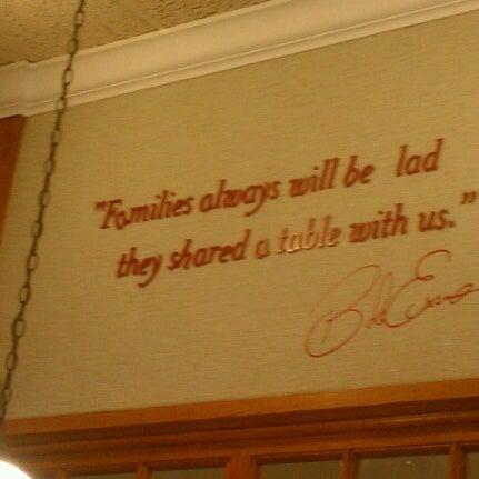 Photo taken at Bob Evans Restaurant by Alex H. on 11/24/2012