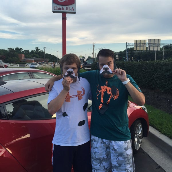 Photo taken at Chick-fil-A Bowie by Adam T. on 7/14/2015