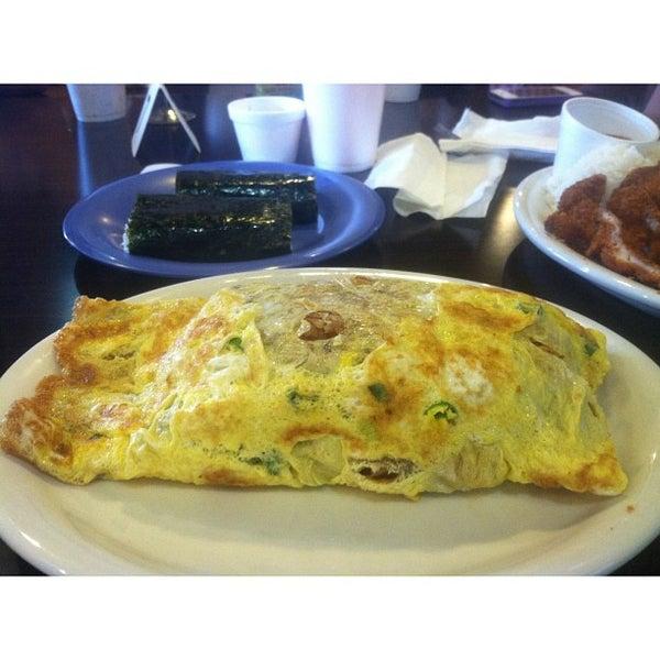 Photo taken at Aloha Kitchen by Chris A. on 3/3/2013
