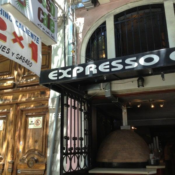 Expresso Roma Cafe Reviews