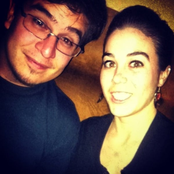 Photo taken at Chorus Karaoke and Cafe by Sasha S. on 1/13/2013