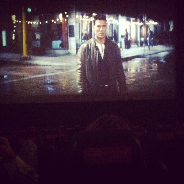 12/13/2012 tarihinde Eren A.ziyaretçi tarafından Cinemaximum'de çekilen fotoğraf