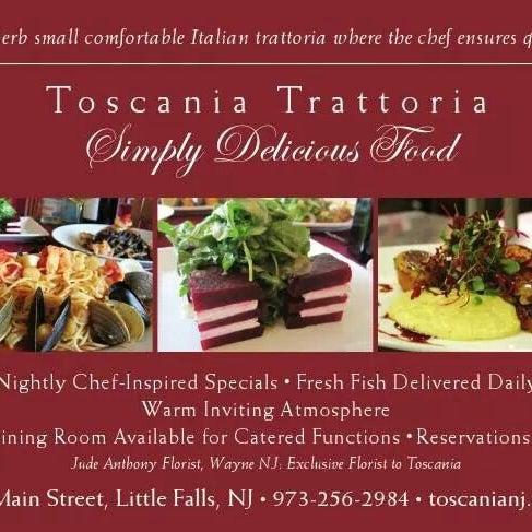 Foto tomada en Toscania Trattoria por Jose V. el 11/15/2014