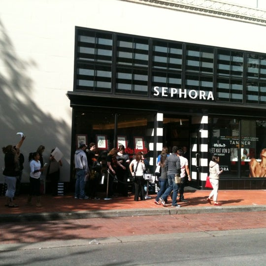 sephora downtown portland 413 sw morrison st. Black Bedroom Furniture Sets. Home Design Ideas