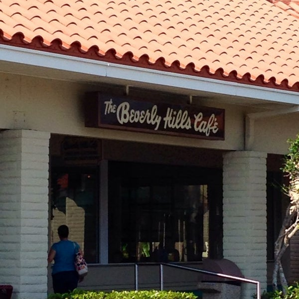 The Beverly Hills Cafe Cooper City Fl