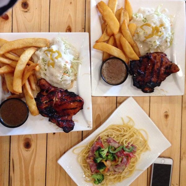 Photo taken at Melantak Steak Hub by Nur N. on 4/27/2016