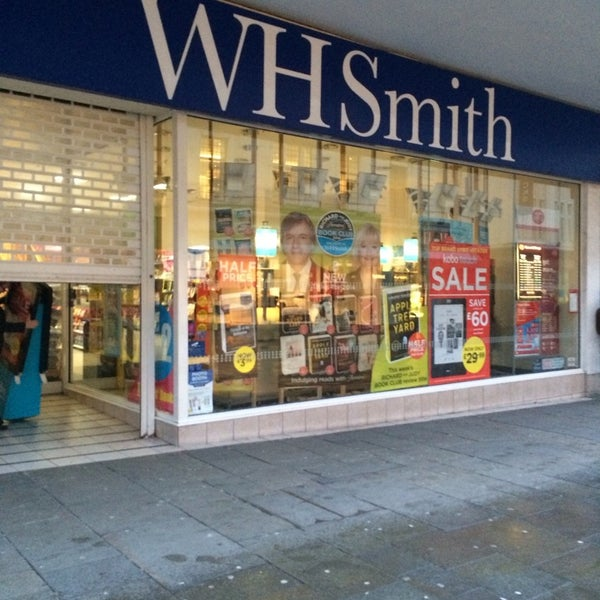 Whsmith 36 northumberland st solutioingenieria Choice Image