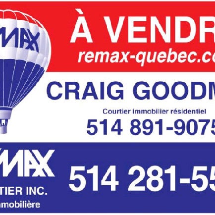 Photos re max du cartier agence immobili re montr al for Agence immobiliere montreal