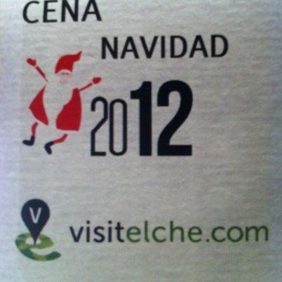 Foto tomada en Hotel Huerto del Cura por Elvira el 12/20/2012