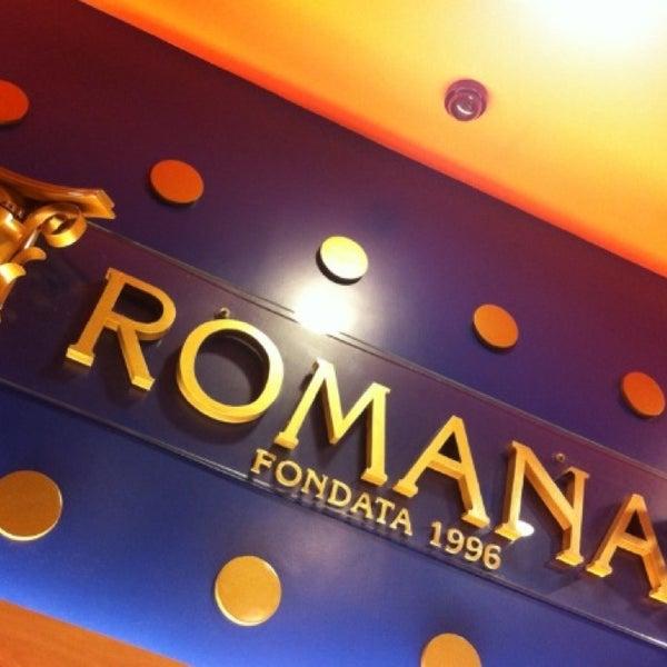 Photo taken at Confeitaria Romana by Ka®ina on 4/19/2013