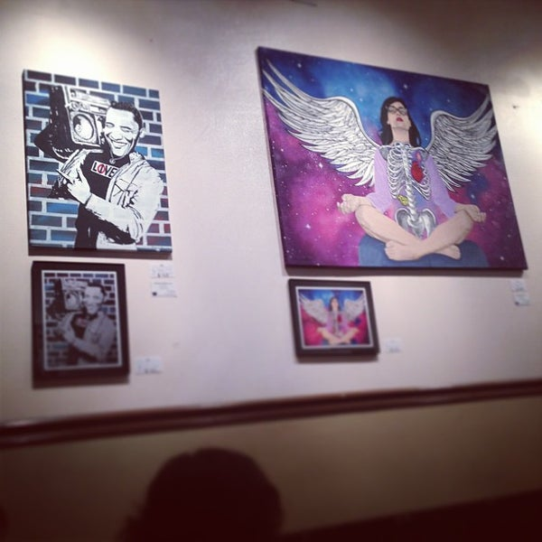 Photo taken at Burrito Gallery by Jason T. on 7/27/2013
