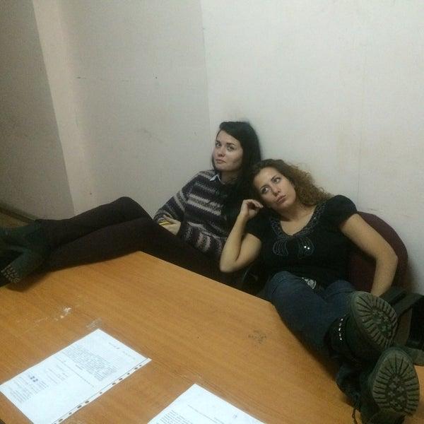 Photo taken at ОВД Пресненского района by Lada K. on 11/1/2015