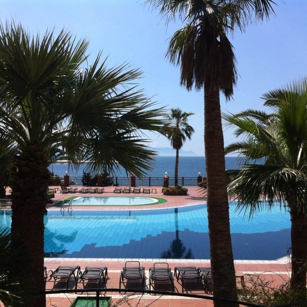 4/11/2013 tarihinde Asena O.ziyaretçi tarafından Pine Bay Holiday Resort'de çekilen fotoğraf
