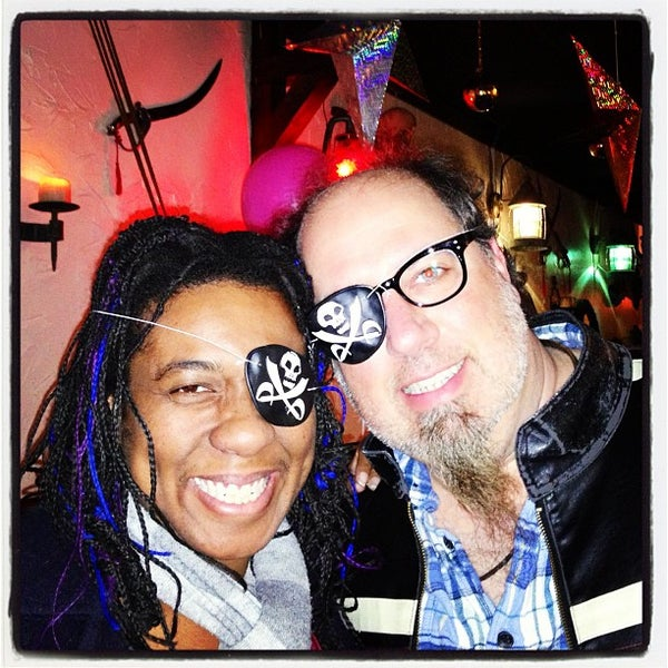 Photo taken at Piratz Tavern by Jim F. on 1/1/2013