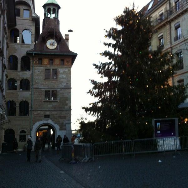 1/2/2013にalessandro o.がPlace du Molardで撮った写真