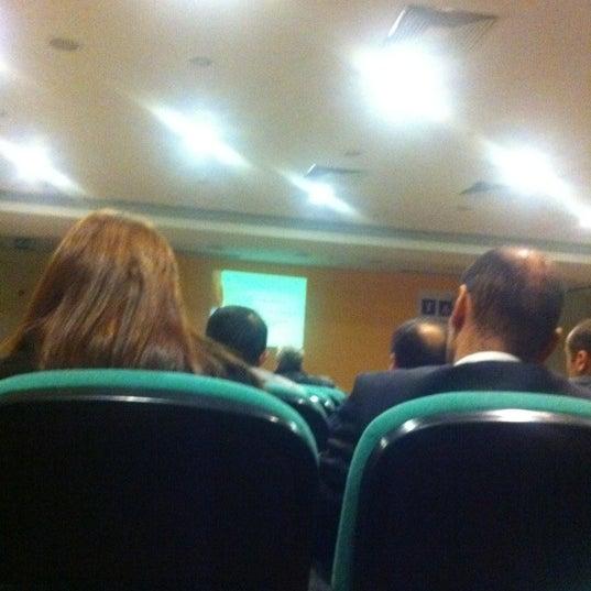 Photo taken at TAV Airports by Murat on 11/19/2012