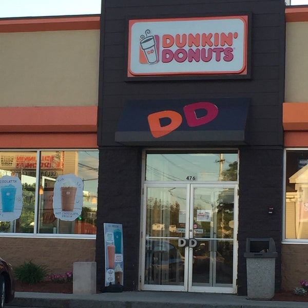 Photo taken at Dunkin Donuts by Olivia M. on 6/15/2016