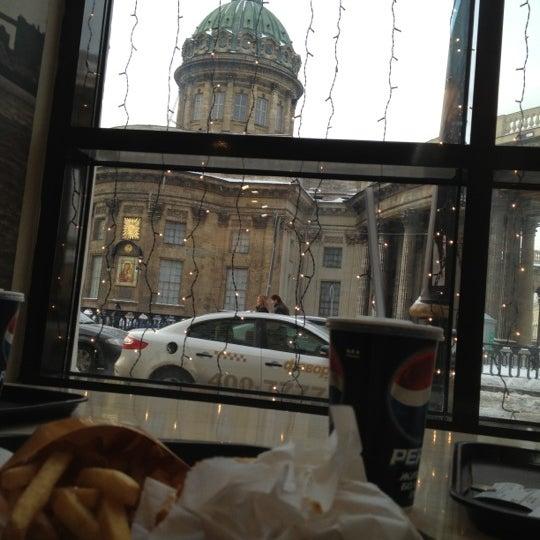 Снимок сделан в City Grill Express пользователем 🍀Katya B. 12/14/2012