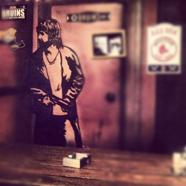 Снимок сделан в Boondock Pub пользователем Max L. 12/2/2012