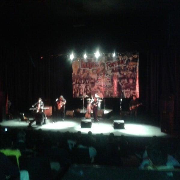 7/14/2013에 Sergio M G.님이 Teatro Hidalgo에서 찍은 사진