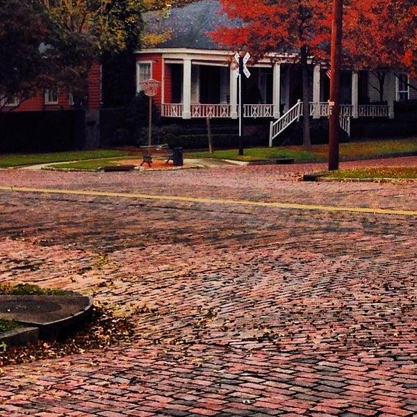 Photo taken at Columbus Historic District by Bradley on 11/18/2013