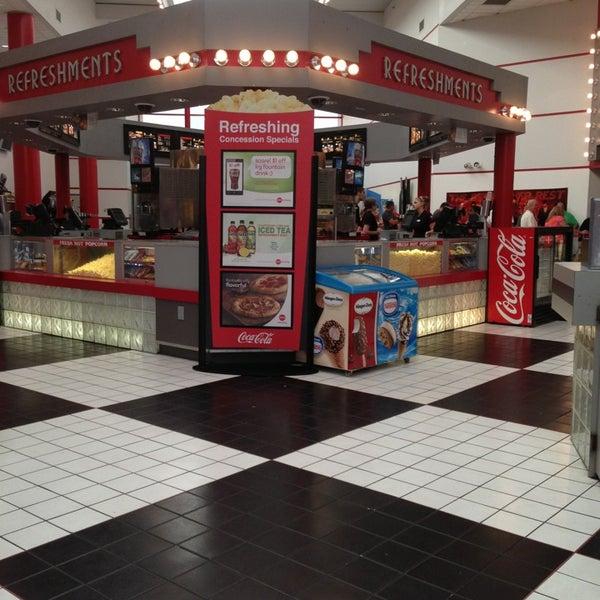 Photo taken at AMC Loews Brick Plaza 10 by Suze W. on 6/15/2013