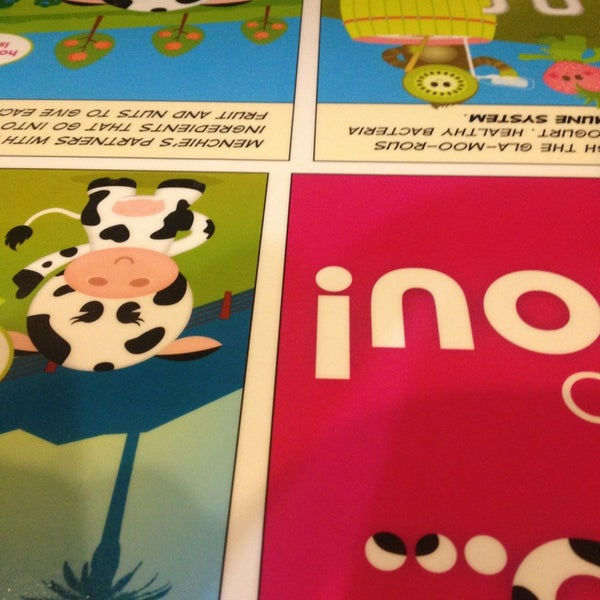 Photo taken at Menchies by Rene G. on 9/5/2013