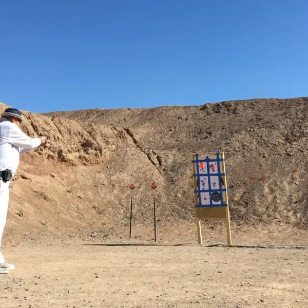 Boulder City Rifle And Pistol Club