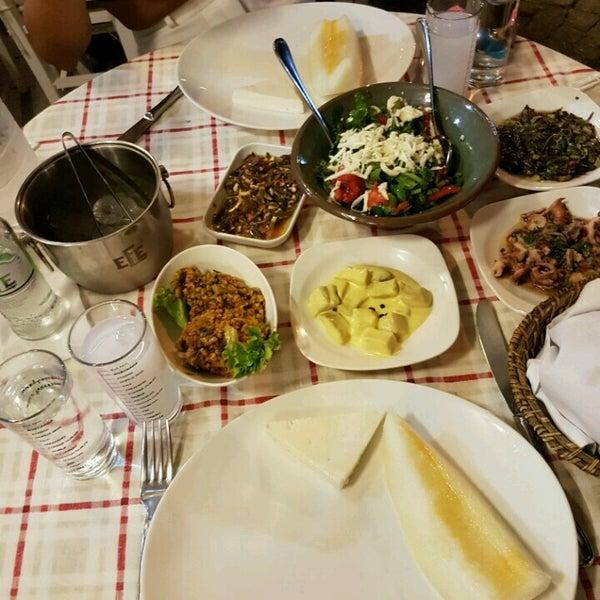 Photo taken at Cabalı Meyhane by Volkan Y. on 9/14/2016