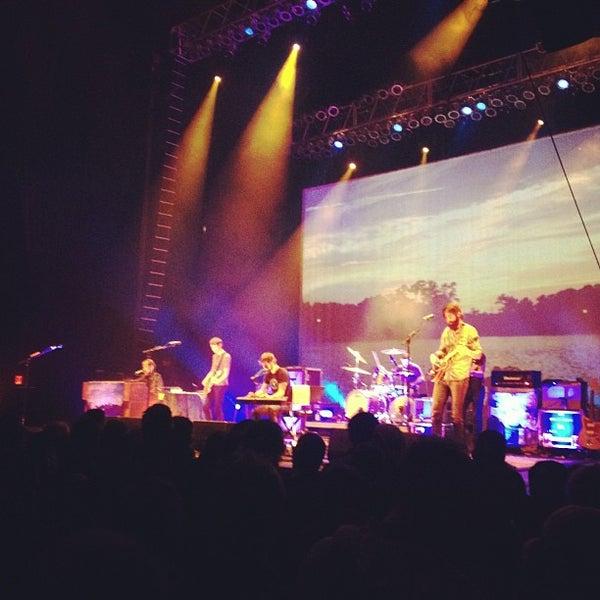 Photo taken at Hammerstein Ballroom by Scott T. on 12/12/2012