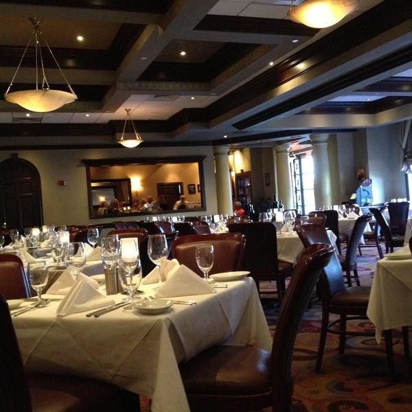 Ruth 39 s chris steak house mizner park boca raton fl for Fish restaurants in boca raton